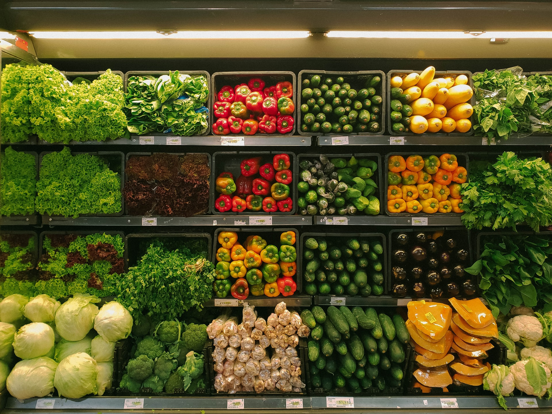 Mensagem a toda cadeia produtiva de Frutas, Legumes, Verduras e Flores